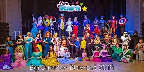 Love Rara- Award winning BIG Summer Blow out 2020 tickets