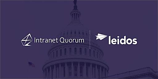 IQ User Group Meeting: US Senate