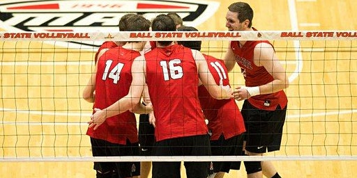 2020 Ball State Men's Volleyball at PFW Alumni Outing