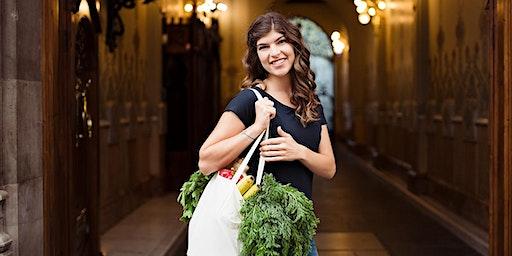 KriimEvent - Alimentación y piel con Carla Zaplana