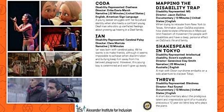 ReelAbilities: Creative Arts Matinee Films tickets