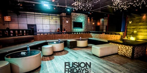 Fusion Fridays NYC at Maracas Nightclub