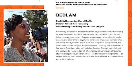 ReelAbilities: Bedlam tickets