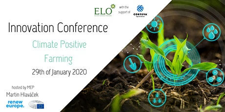 "Innovation Conference ""Climate Positive Farming"" entradas"