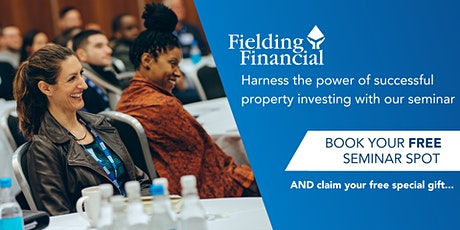 FREE Property Investing Seminar - LONDON THE CITY - Crowne Plaza London, The City tickets
