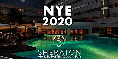 Capodanno Sheraton Roma Eur - 31 Dicembre 2019 biglietti