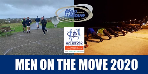 Men on the Move - Dungarvan - January 2020