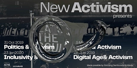Panel | New Activism series: Media & Activism tickets