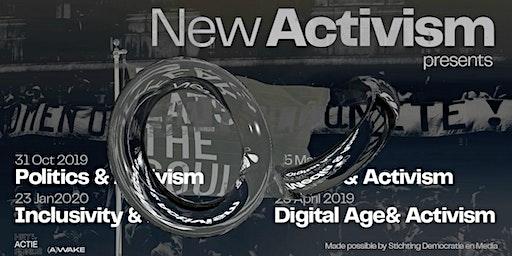 Panel | New Activism series: Media & Activism
