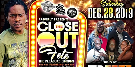 CLOSE OUT 2019 PLEASURE  EDITION tickets