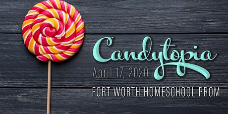 Fort Worth Homeschool Prom 2020 tickets