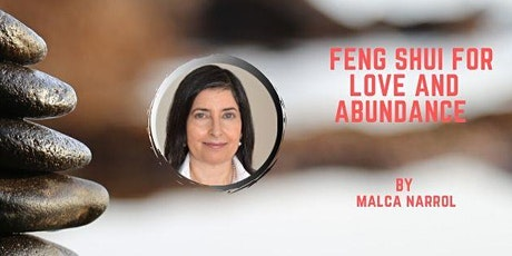 Feng Shui for Love and  Abundance tickets
