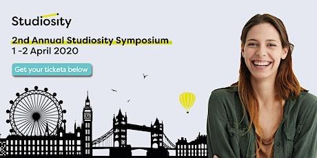 2nd Annual Studiosity Symposium tickets