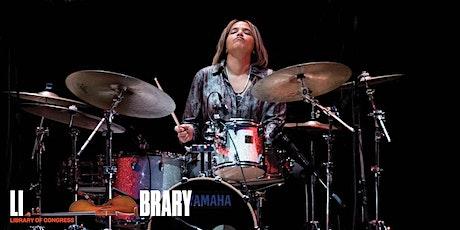 Drumming Workshop with Terri Lyne Carrington[EDUCATIONAL WORKSHOP] tickets