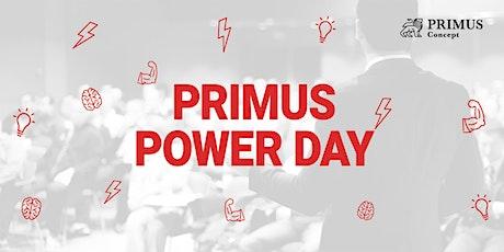 PRIMUS Powerday 2020 Tickets