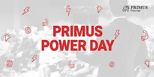 PRIMUS Powerday 2020