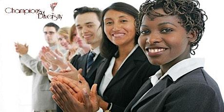 Los Angeles Champions of Diversity Job Fair  tickets