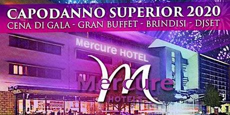 Capodanno Mercure Roma West 2020 - 0698875854 biglietti