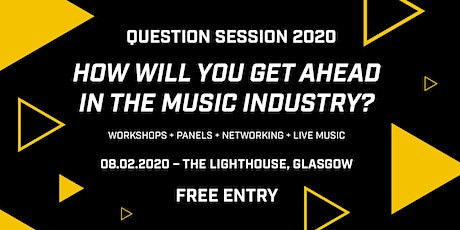 Question Session 2020 tickets