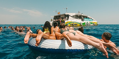 Stoke Travel's BBQ Party Boat (swim) tickets