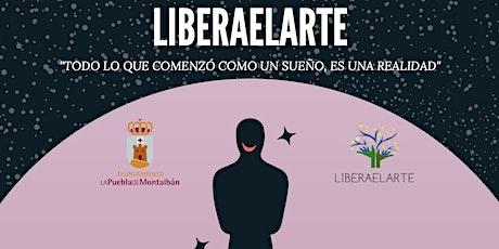 """GALA BENÉFICA LIBERAELARTE: """"Por tu sonrisa, Adrián"""" entradas"""