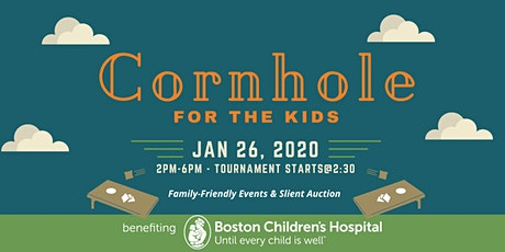 Cornhole for the Kids tickets