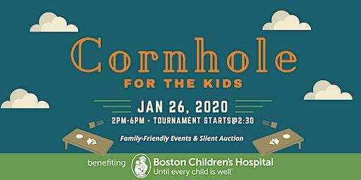 Cornhole for the Kids