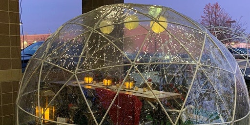 Igloo Dome Dining