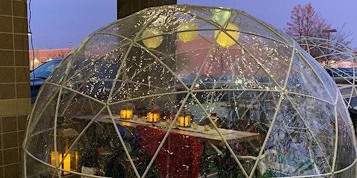 Igloo Dome Dining
