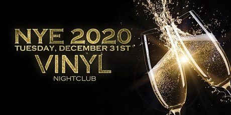 Vinyl New Years Eve Bash tickets