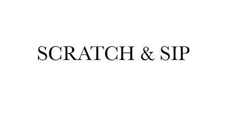 SCRATCH & SIP tickets