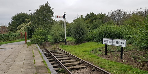 Winter Warmer Walk - On the Trail of the Old Railway