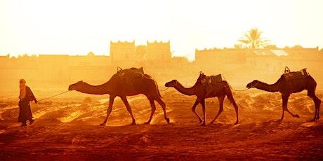 Soirée conférence - Le Maroc billets