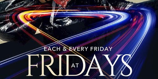 Fridays at Jouvay Nightclub Litt!