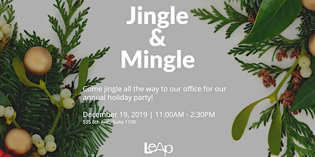 LEAP Holiday Open House tickets