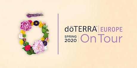 dōTERRA Spring Tour 2020 - Budapest tickets