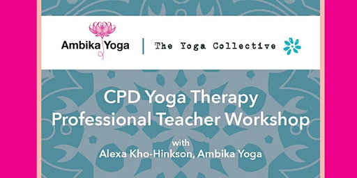 Yoga Therapy CPD day
