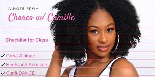 Choreo with Camille - Adult Hip Hop Dance