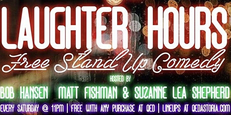 Laughter Hours - Stand Up Comedy Showcase tickets