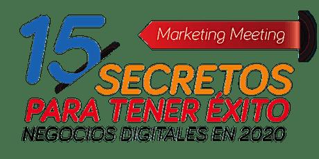 15 Secretos para Tener Éxito / Lidera el Mundo Digital en 2020 entradas
