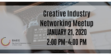 Creative Industry Networking Meetup tickets