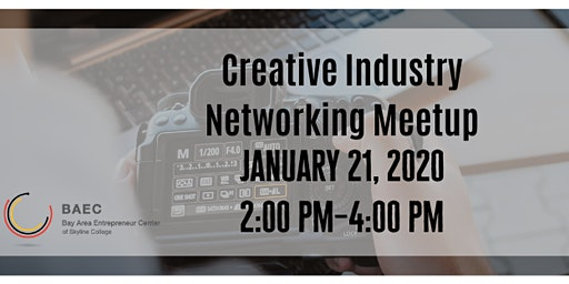 Creative Industry Networking Meetup