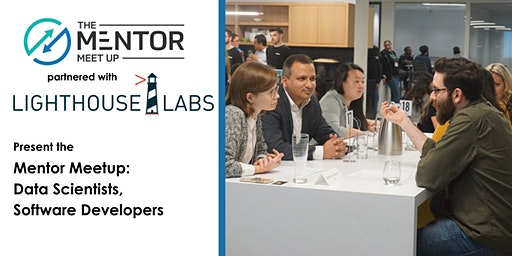 The Mentor Meetup: Data Scientists and Developers