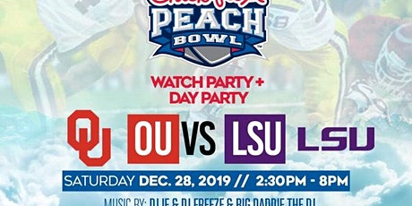 OU vs LSU Watch Party & Day Party at Union Park tickets