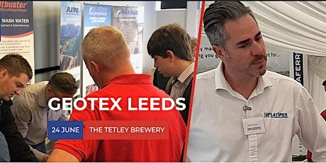 GEOTEX Leeds - Ground Engineering Seminar tickets