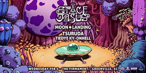 Space Jesus Moon Landing Tour   2.5.20