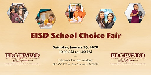Edgewood ISD School Choice Fair