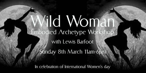 Embodied Archetype Workshop - Wild Woman