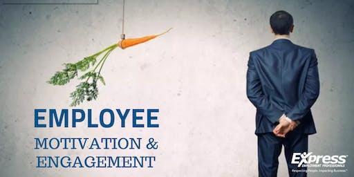 Employee Motivation and Engagement: Half-Day Training