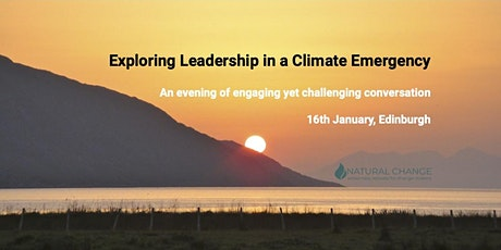 Exploring Leadership in a Climate Emergency tickets